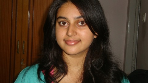 """Work hard without expecting results"" says Medha Shankhdhar, Sterling TYBMS Topper 2013"