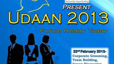 Udaan 2013 – Future Ready…Today