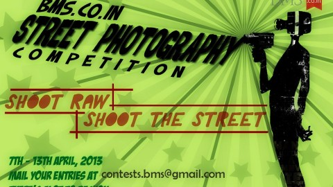 Street Photography Contest # 8 powered by BMS.co.in