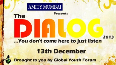 The Dialog 2013 – You do not come here to only listen