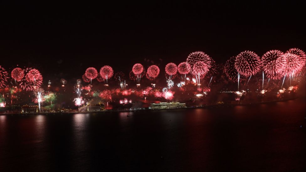 5 Most Amazing New Year Celebrations Around The World in 2014