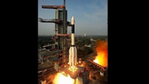 ISRO's GSLV launch successful!