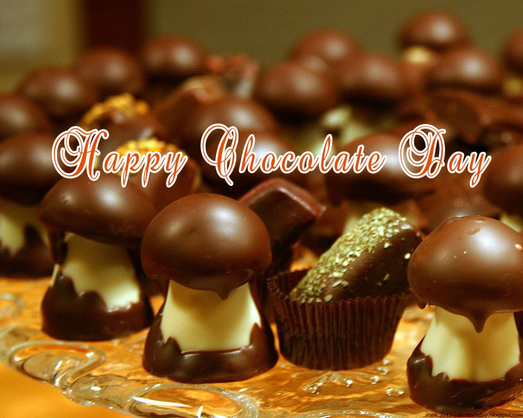 chocolate day quotes for friends