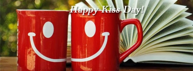Top 25 Cute Awesome Lovely Romantic Happy Kiss Day 2014 SMS, Quotes, Messages In English For Facebook And Whatsapp