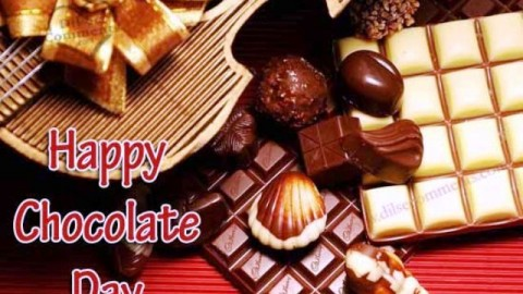 50 Amazingly Beautiful Delicious Happy Chocolate Day 2014 Images, Greetings And Wallpapers For Facebook Covers And Whatsapp