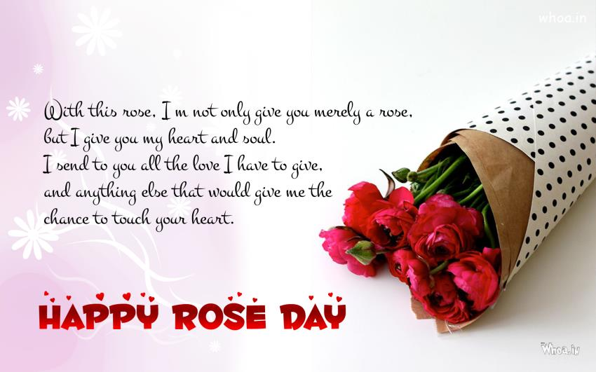 rose day 4