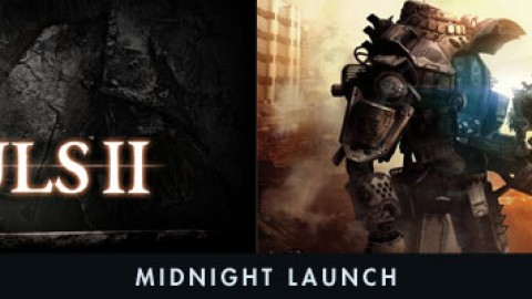 Titanfall And Dark Souls II Launch On 11th March 2014