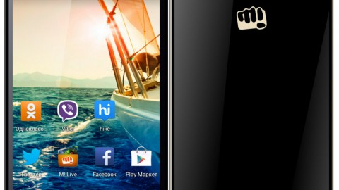 Micromax Canvas Knight A350 Launched On 5th March 2014 At Rs. 19,999/-
