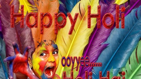 Top 10 Sweet Awesome Colorful Happy Holi 2014 Shayari, SMS, Quotes, Messages In Hindi For Facebook And Whatsapp