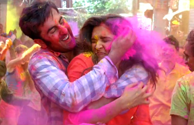 Top 5 Fascinating Colorful Famous Happy Holi Songs Of Bollywood Till 2014