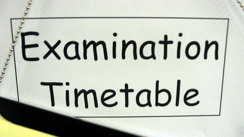 Civil Services Preliminary And Main Examination Time Table 2014