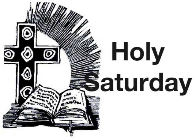 Holy Saturday Pictures, HD Images, Scraps For Orkut, WhatsApp, Facebook, Myspace 2014