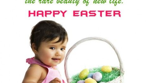 2014 Happy Easter English SMS