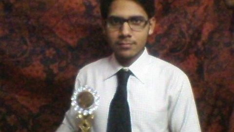 Interview with Akash C. Mishra, Best BMS Class Representative, Thakur College