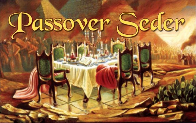 2014 Happy Passover English SMS