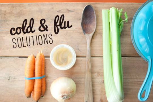 5 Natural Tips To Speed Your Recovery From Cold & Flu