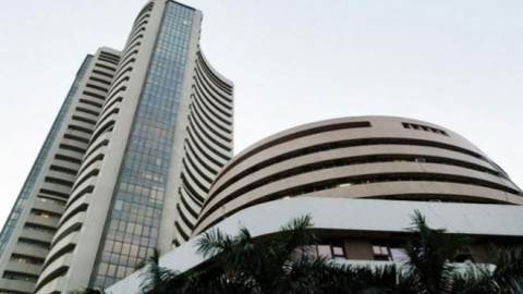 Sensex shoots up as exit poll results declared BJP and its allies winning the elections