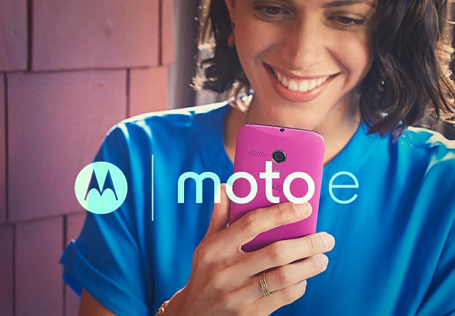 Motorola Moto E Expected to Launch in India on May 13 for Rs 8,400