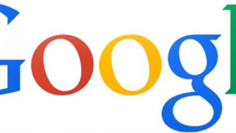 Google's new logo? No one can even notice!