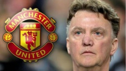 Manchester United New Manager Van Gaal Wants To Win The League In His 1st Season