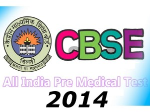 CBSE to conduct AIPMT 2014 Exam on 4th May 2014