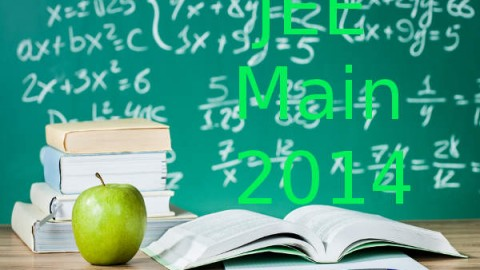 JEE Main 2014 Results will be declared on 3 May 2014