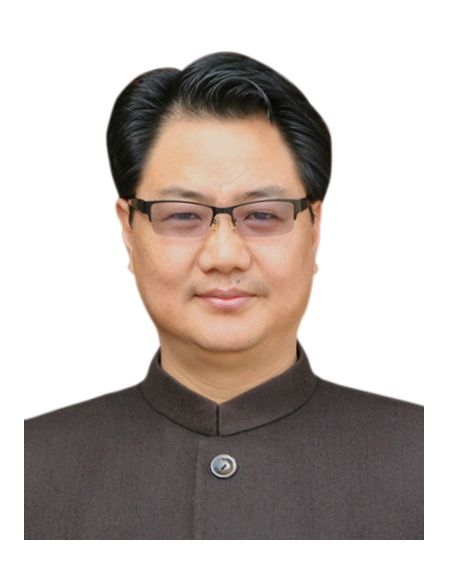 Kiren Rijju is a 46 year old dynamic Member of Parliament in the 16 th