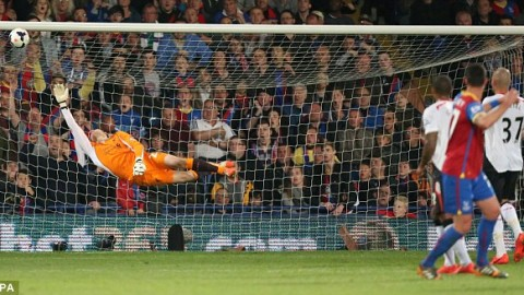 Crystal Palace 3-3 Liverpool Match Facts