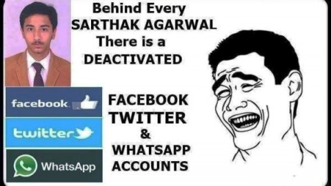 10 Most Awesome Hilarious CBSE Topper 'Sarthak Agarwal' Trolls, Jokes, Memes, Pictures For Facebook & WhatsApp