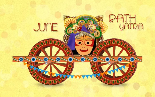 Happy Rath Yatra 2014 HD Images, Wallpapers, Orkut Scraps, Whatsapp, Facebook