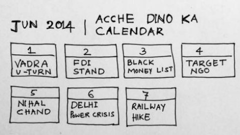 "10 Cool Superb ""Acche Din"" Jokes, SMS, Funny Status For WhatsApp, Facebook"
