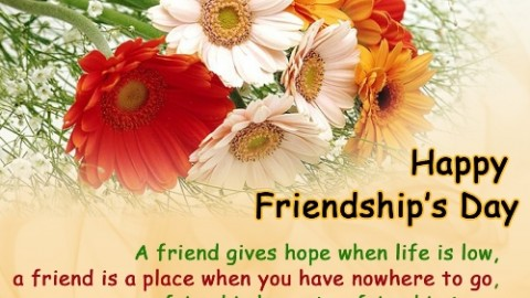 2014 Friendship Day SMS, Wishes, Messages, Greetings In English
