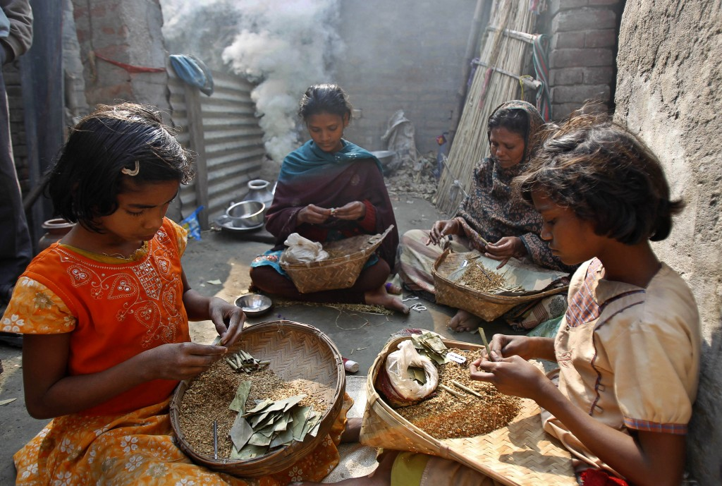 Poverty: An Aspect Neglected.