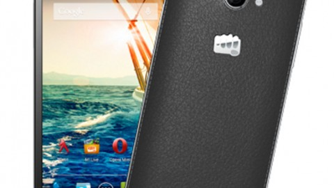 MICROMAX CANVAS ELANZA 2 A121- Released In MAY, 2014