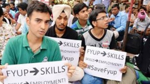 Delhi University Scraps BMS Course and Instead Offers 3 Courses – B.A., BBE & BBS
