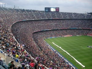 5 football stadiums you should visit as a football fan