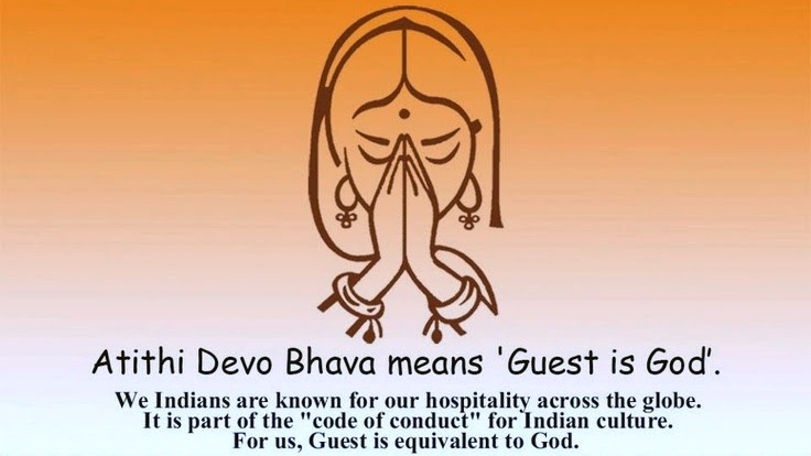 Aththi Devo Bhava - An Idiom You Must Practise
