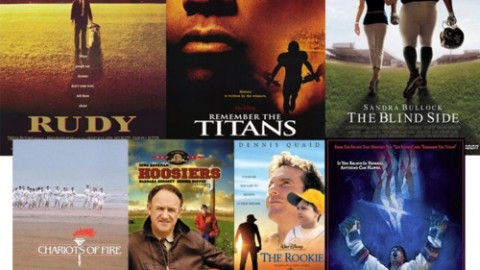 The Greatest Sports Movies Ever!