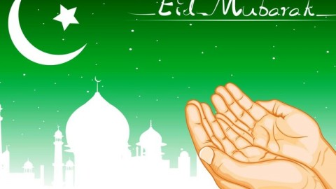 2014 Eid ul Fitr SMS, Wishes, Messages, Greetings In English