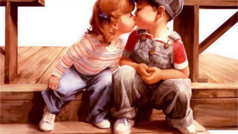 Happy World Kiss Day 2014 HD Images, Greetings, Wallpapers Free Download