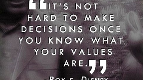 10 Majestic Quotes On 'Values'  To Enlighten Yourself