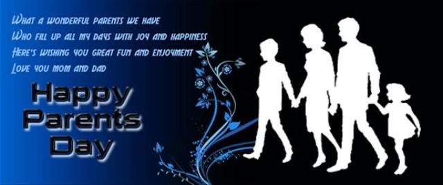 Parents' Day 2014 Facebook Greetings, WhatsApp HD, Images, Wallpapers, Scraps For Orkut