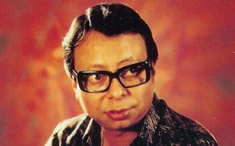 R D Burman In 1959 he was signed as the