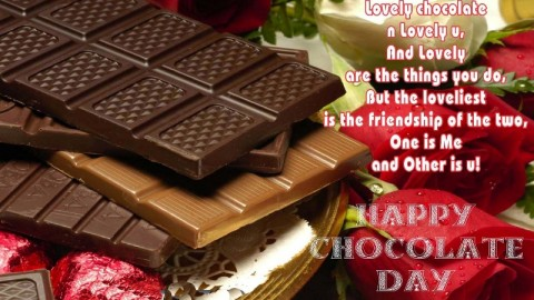 Happy Chocolate Day 2014 HD Images, Wallpapers For Whatsapp, Facebook