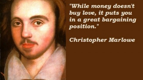 6 Best Selected Quotes of 'Christopher Marlowe'