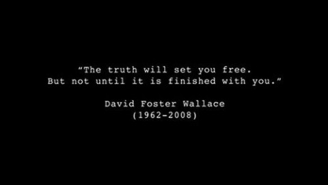 10 Quotes of 'David Foster Wallace'