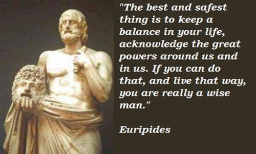 10 Quotes of 'Euripides'