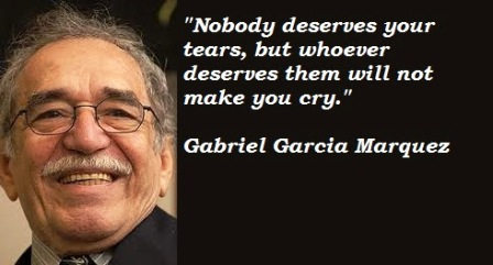 Here is a compilation of gabriel garcia marquez quotes