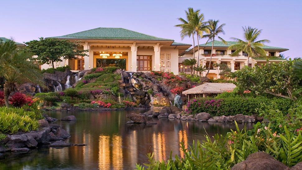 Grand Hyatt Kauai Resort