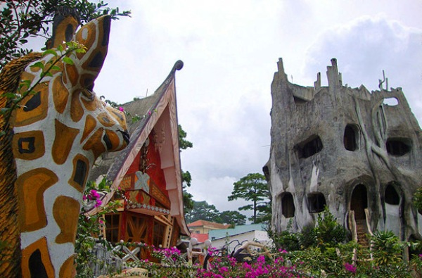 The 11 Most Breathtaking Quirky Hotels In the World
